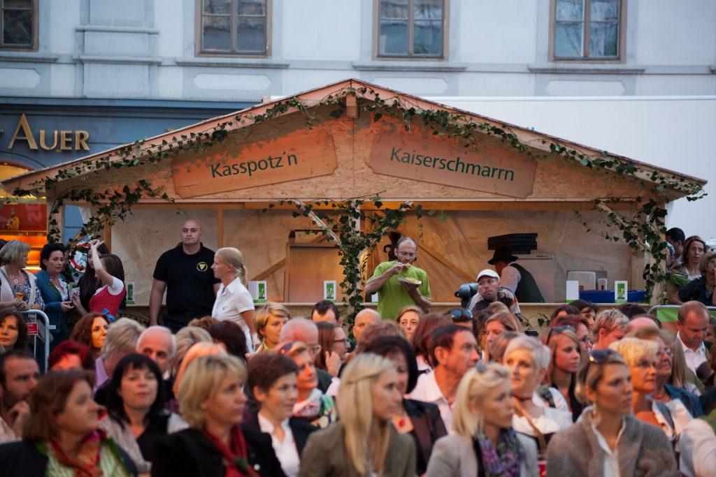 Ob Villacher Kirchtag,  Aufsteirern in Graz  oder Steiermarkfrühling in Wien